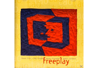Steve Fisk, Rob Frayne, Aaron Alexander, Andre Lachance, VARIOUS - Freeplay - (CD)