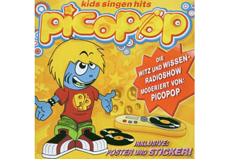 Picopop - KIDS SINGEN HITS - (CD)