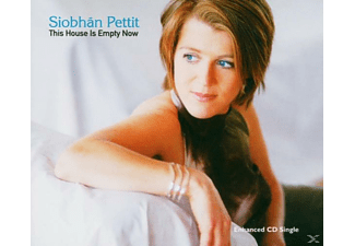 Siobhan Pettit - This House Is Empty Now - (CD)