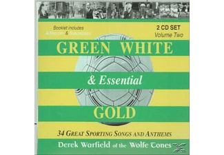 Derek Warfield - Green White & Essential Gold 2 - (CD)