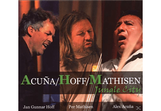 Acuna/Hoff/Mathisen - Jungle City - (CD)