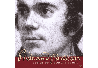 Robert Burns - Pride and Passion - (CD)