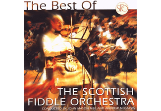 The Scottish Fiddle Orchestra - The Best Of - (CD)