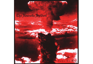 The Neurotic Spiders - Down to kill - (CD)