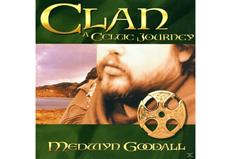 Medwyn Goodall - Clan-A Celtic Journey - (CD)