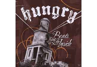 Hungry - Beats from the inside - (CD)