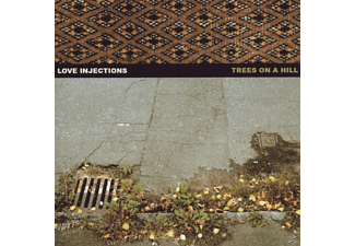 Love Injections - Trees on a hill - (CD)