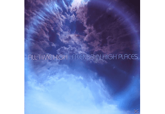 All Time High - Friends in High Places - (CD)