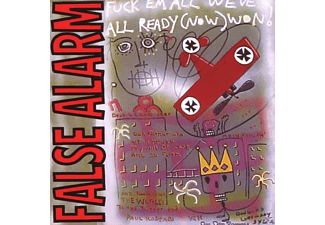 False Alarm - Fuck Em All Weve All Ready (Now) Won! - (CD)