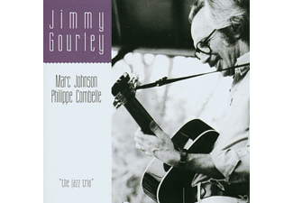 Jimmy Gourley - The Jazz Trio - (CD)