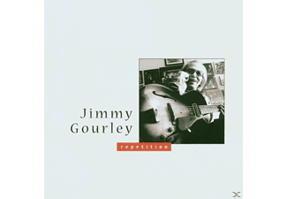 Jimmy Gourley - Repetition - (CD)