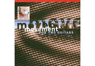 Rolf Eichinger - Movement For Two Guitars - (CD)