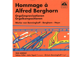 Trio Sereno - Hommage A Alfred Berghorn Org - (CD)