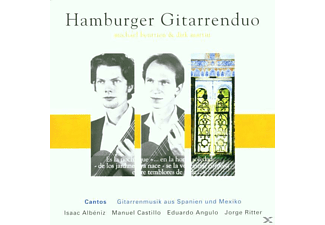 Hamburger Gitarrenduo - Cantos Gitarrenmusik Aus Spanien Und Mexiko - (CD)