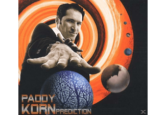 Paddy Korn - Prediction - (CD)