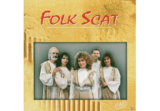 Folk Scat - Folk Scat - (CD)