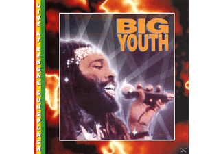 Big Youth - Live At Reggae Sunsplash - (CD)