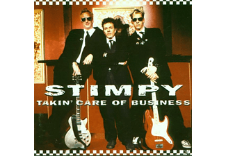 Stimpy - Takin' Care Of Business - (CD)