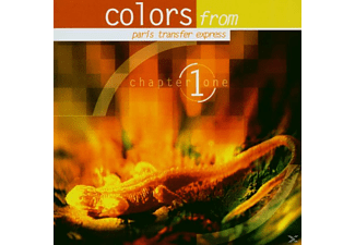 VARIOUS - Colors From Paris - (CD)