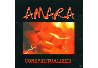 + Amara - Conspiritualized - (CD)