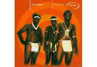 Various World - Pure Groove - (CD)
