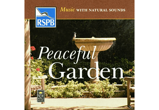 Midori, Natural Sounds With Music - Peaceful Garden - (CD)