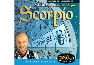 Various Zodiac, Goodall Oldfield Llewelyn/+ - Music For Star Sign Scorpio - (CD)