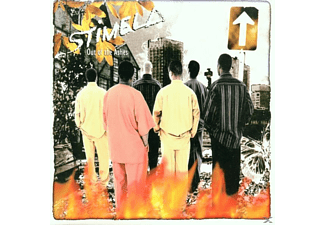 Stimela - Out Of The Ashes - (CD)