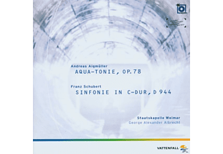Staatskapelle Weimar - Aqua-Tonie - (CD)
