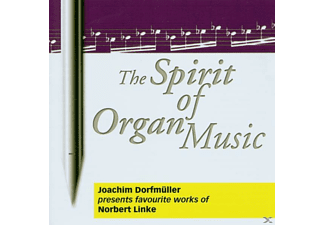 Dorfmüller Joachim - The Spirit Of Organ Music - (CD)