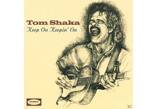 Tom Shaka - Keep On Keepin On - (CD)