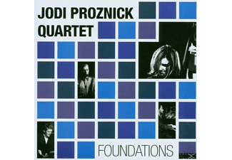 Jodi Quartet Proznick - Foundations - (CD)