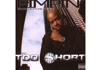 Too Short - Pimpin Incorporated - (CD)