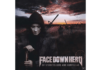 Face Down Hero - Of Storytellers and Gunfellas - (CD)