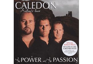 Caledon - The Power and the Passion - (CD)
