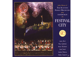 The Scottish Fiddle Orchestra - Festival City - (CD)