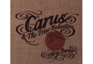Carus Thompson - Three Boxes - (CD)