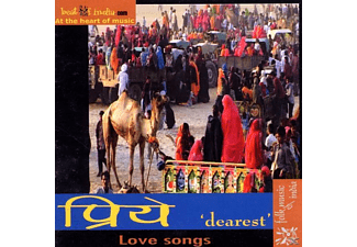 VARIOUS - Priye (Dearest) Love Songs - (CD)