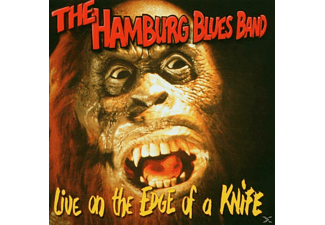 Hamburg Blues Band - Live On The Edge Of A Knife - (CD)