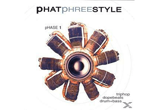 VARIOUS - Phatphreestyle - (CD)