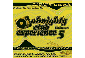 VARIOUS - Almighty Club Experience 5 - (CD)