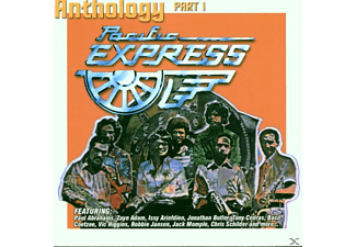 Pacific Express - Anthology Part 1 - (CD)