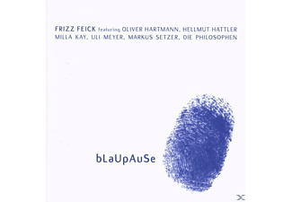 Frizz Feick - Blaupause - (CD)