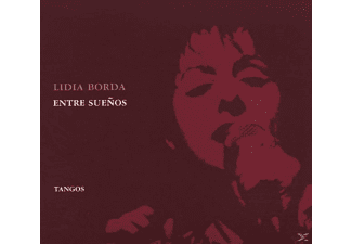 Lidia Borda - Entre Suenos - (CD)
