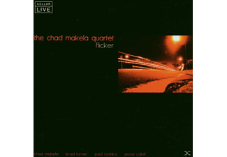 Chad Quartet Makela - Flicker - (CD)