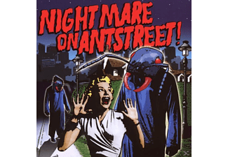V/A Los Fastidos/Skin Of Tears/Pascow - Nightmare on Antstreet - (CD)