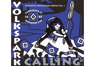 VARIOUS - Volkspark Calling Vol.1 - (CD)