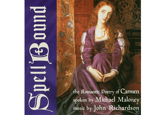 Carmen & Maloney & Richardson - Spellbound - (CD)