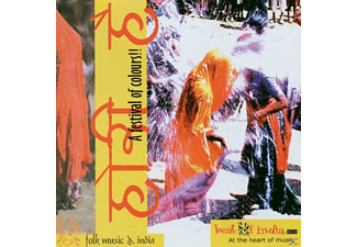 VARIOUS - A Festival Of Colours - (CD)