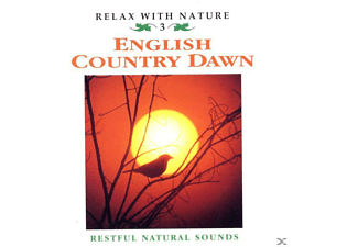 Natuurgeluiden (zonder Muziek), Restful Natural Sounds - English Country Dawn - (CD)